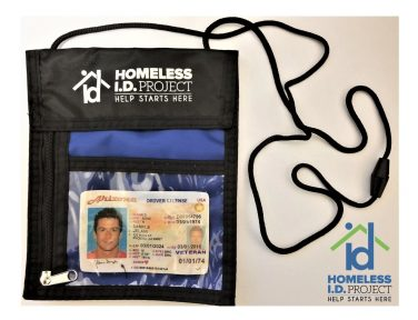Homeless ID Project safe wallet